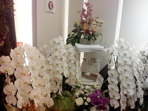 ブリリアンス+銀座ショールーム ディスプレイエレベーター前