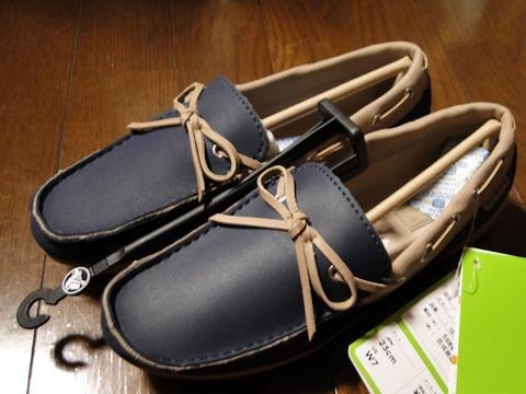 【crocs(クロックス)】wrap ColorLite loafer