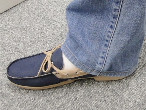 ■【crocs(クロックス)】wrap ColorLite loafer