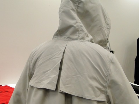 【ニッセン】大きいサイズ 取り外せるライナー付モッズコート