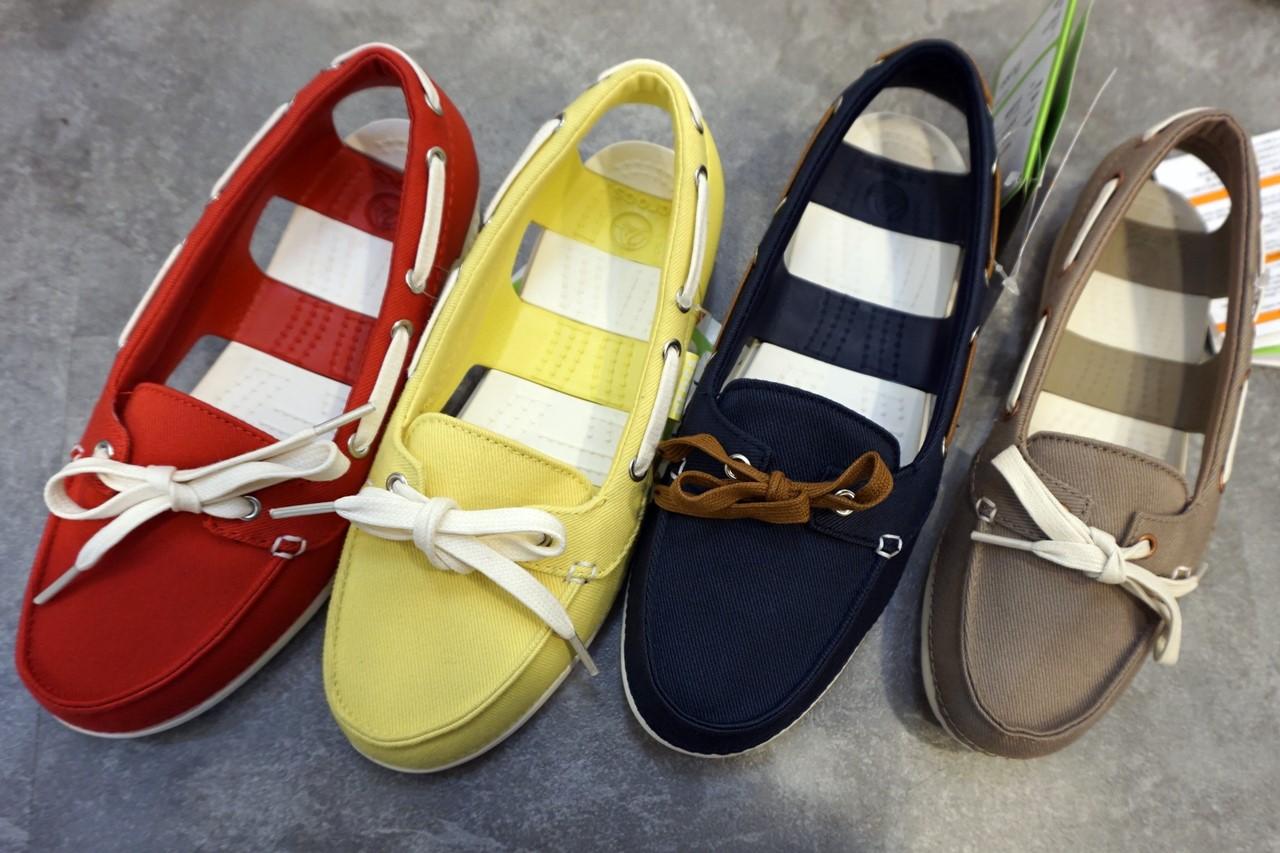 beach line hybrid boat shoe w ビーチライン ハイブリッド ボート シュー ウィメン 色展開