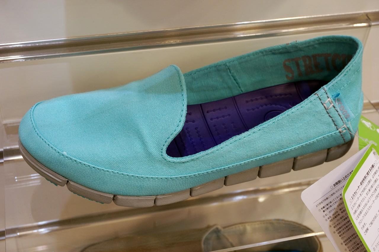 【crocs(クロックス)】stretch sole skimmer w ストレッチ ソール スキマー ウィメン