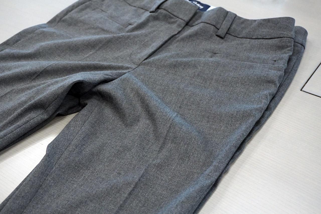 レディス・美型シルエット・体型別パンツ/O体型とA型