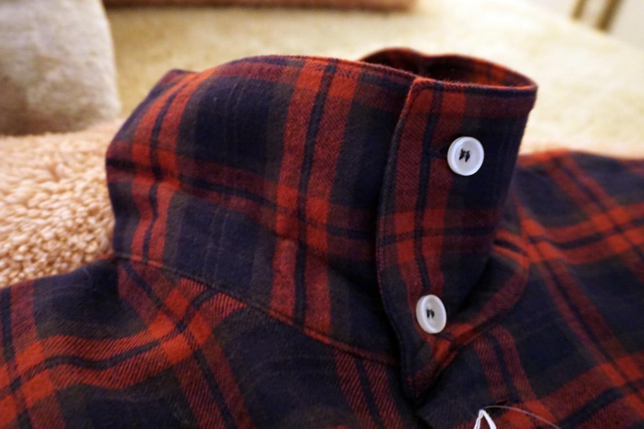 ■【ベルメゾン】DAYSイベント「肩あったか綿100%パジャマ」スタンドカラー