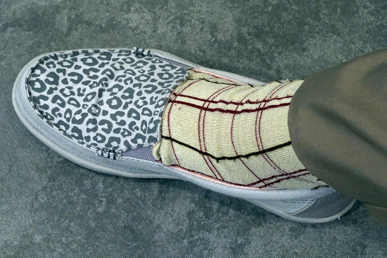 walu 2.0 leopard print loafer w ワルー 2.0 レオパード プリント ローファー ウィメン