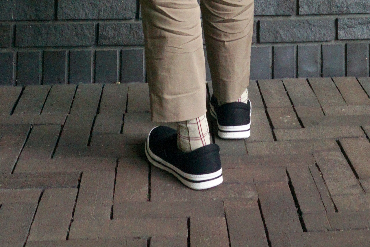 ■【Crocs(クロックス)】crocs norlin slip-on クロックス ノーリン スリップオン