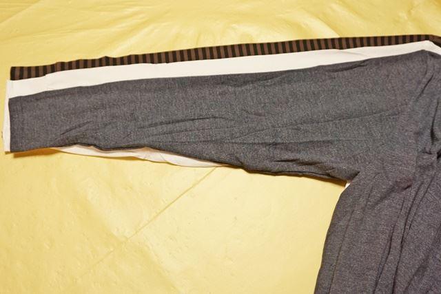 ヒートテックvsホットコットvsしまむら袖の長さ