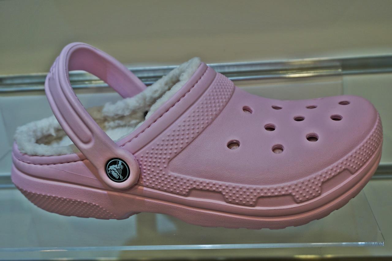 Crocs(クロックス)classic lined clog クラシック ラインド クロッグ