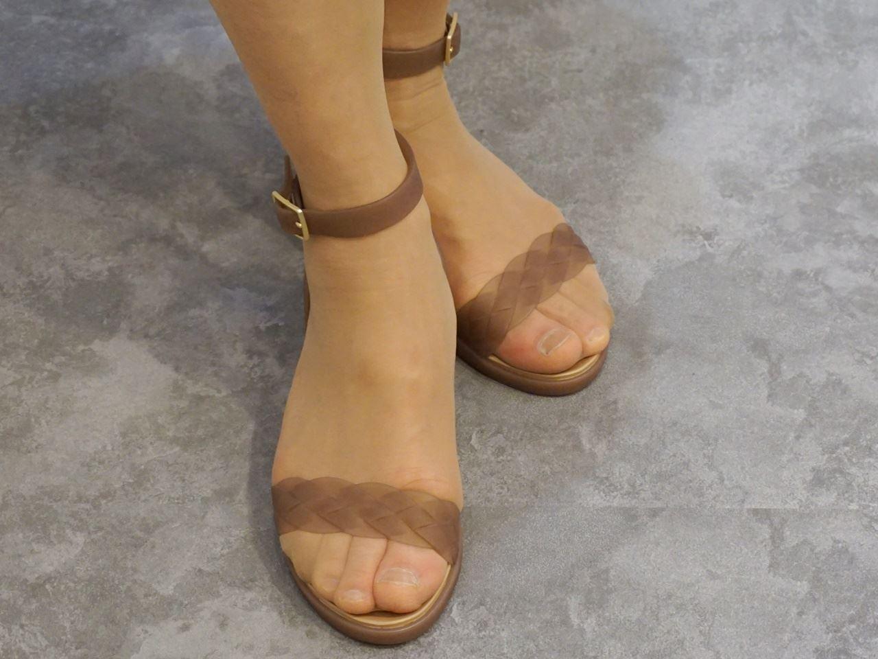 【Crocs(クロックス)】isabella wblock heel w