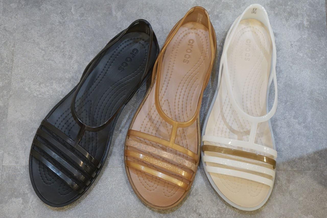 【Crocs(クロックス)】isabella sandal w
