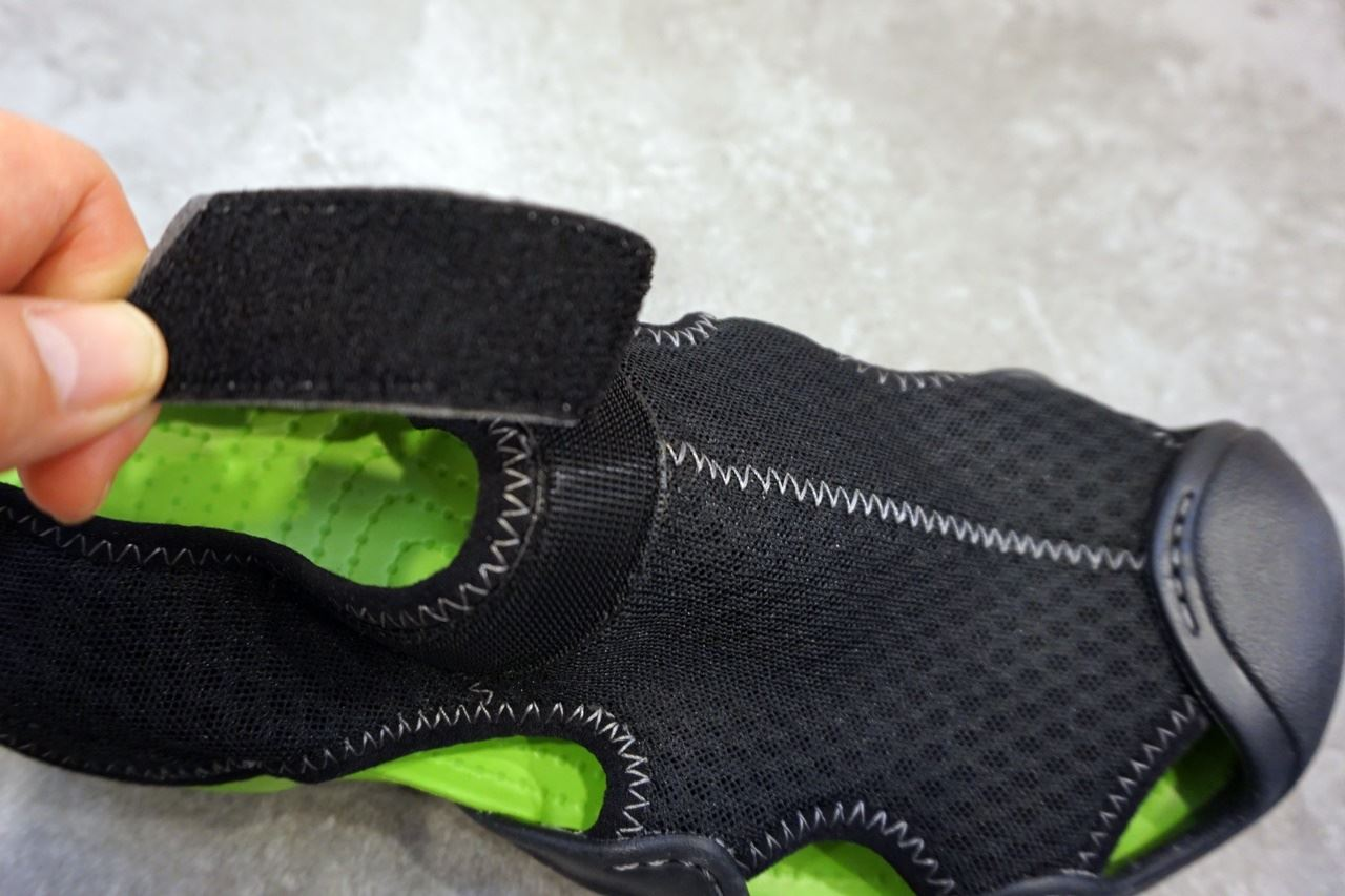 【Crocs(クロックス)】swiftwater mesh sandal w