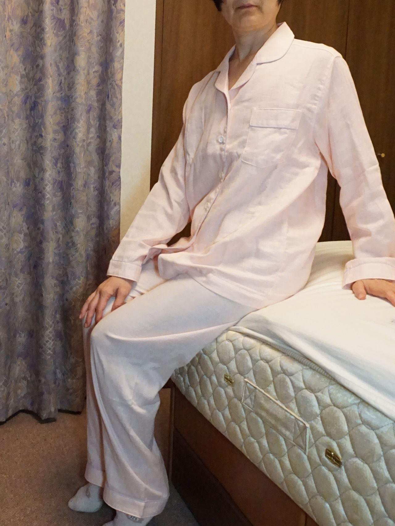【エル・ローズ エルラガルデン】和晒パジャマ